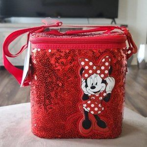 Minnie Mouse Insulated Lunch Tote Bag